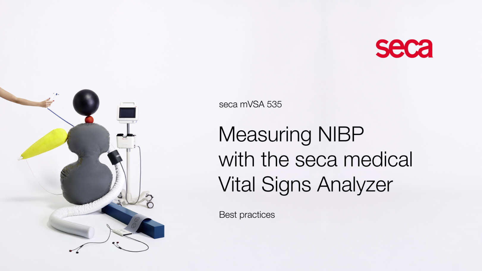 seca mVSA 535 - Medical Vital Signs Analyzer with