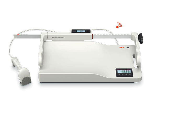seca 333 i - EMR ready baby scale with WLAN function · seca